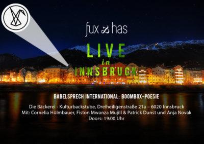 Innsbruck Flyer